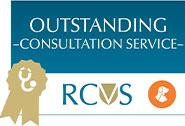 Consultation Service RCVS award